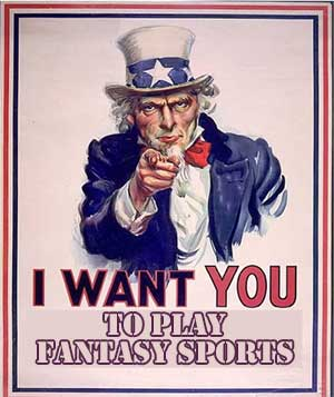 Play Fantasy Sports